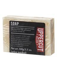 Pflegende Männer-Seife mit Ziegenmilch und Haferflocken