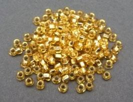 GC09 Gold hell Silbereinz.; 2,1mm