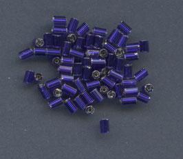 B26 Tintenblau Silbereinz.; 2,5mm