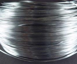 02 Platinfarbener Aluminiumdraht