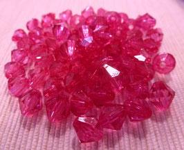 08 Acrylperlen Pink