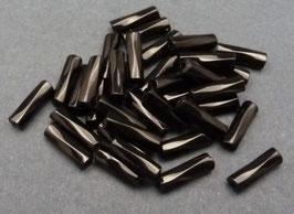 Sch09 Schwarz opak; 7mm