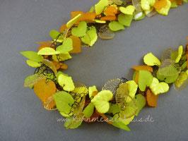 """09 Blätterwald-Set """"Gelb"""""""
