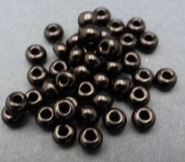 Sch02 Schwarz opak; 3,5mm