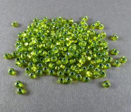 Gr47 H. Oliv Silbereinzug.;2,3mm