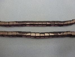 Wu09 Würfel Amethyst transparent 6mm