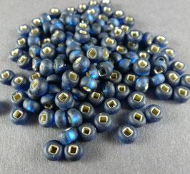 B13 Nachtblau matt; 4mm
