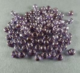 L38 Lila goldbedampft.; 4mm