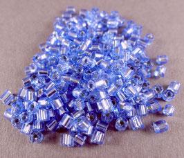 B48 Hellblau Silbereinzug; 2,5mm