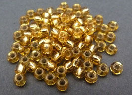 GC04 Gold Silbereinz.; 3mm