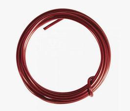 Alu 2mm (04) Rot
