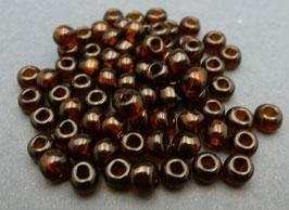 Br02 Dunkelbraun transp.; 4mm