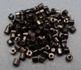 Sch06 Schwarz opak; 2mm