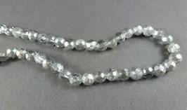 FP02 Transparent/Silber; 6mm