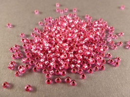 LR10 Pink Silbereinzug; 2,2mm