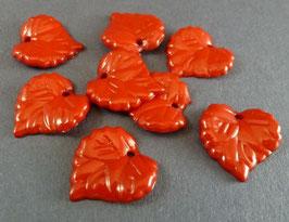 14 Acrylblatt Rot opak