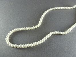 KK01 Wachsperle elfenbein 4mm