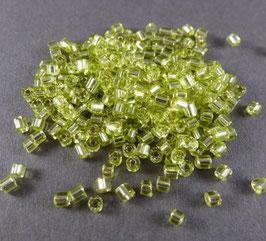Gr30 Hellgrün Silbereinzug; 2mm