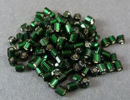 Gr03 Dunkelgrün Silbereinzug; 2,5mm