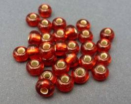 R22 Rot Silbereinz.; 4mm