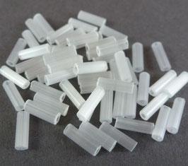 W17 Weiß seidenmatt; 7mm