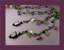 11 Materialset Oya Lavendel