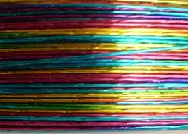 D18 Multicolor Stahldraht