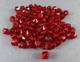 07 Acrylperlen Rot