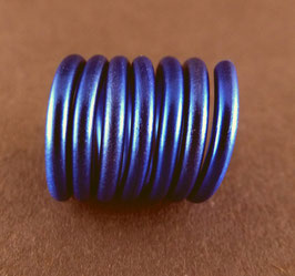 Alu 2mm (08) Blau