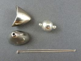 HV19 Verschlußset, Magnetverschluss