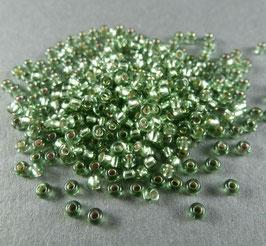 Gr21 Graugrün Silbereinzug; 2,4mm
