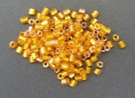 R70 Dunkelgelb Silbereinz.; 2mm