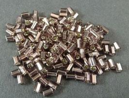 L35 H. Amethyst Silbereinzg.; 2,5mm