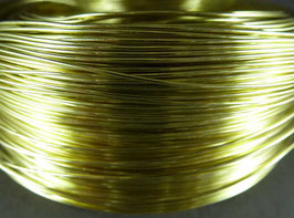03 Goldfarbener Aluminiumdraht