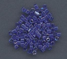B31 Tintenblau silberbed.; 2mm