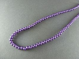 KK07 Wachsperle lila 4mm