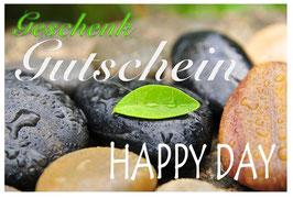 Gutschein HappyDay
