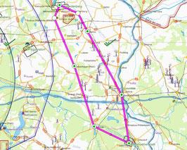 (2) Zum Kaffee und Kuchen nach Eisenhüttenstadt - 60 Minuten