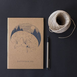 Daydreaming - Notebook for writers and painters