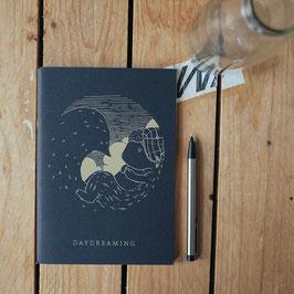 Daydreaming - Black sketchbook