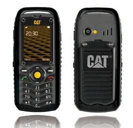 Celular Multimedia CAT B25