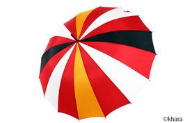エヴァンゲリオンコラボレーション洋傘【エヴァンゲリオン2号機モデル】