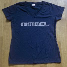 """T-Shirt """"ЯUMTREIBER"""" / """"ЯUMTREIBERin"""""""