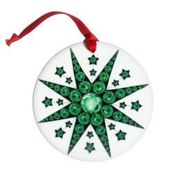 12-6-26-C FOREVER Decorazione Cerchio - Round Shaped Decoration