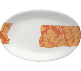 1-98 Portata Ovale - Oval Platter