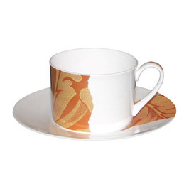 1-92 Tazza da tè con piattino - Tea c/s