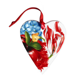 12-6-22-F EMOTION Decorazione Cuore - Heart Shaped Decoration
