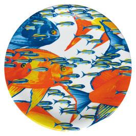 2-699 Portata Rotondo / Round Platter