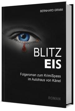 Kriminalroman BLITZEIS
