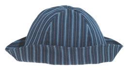 Hut-blau/hellblau